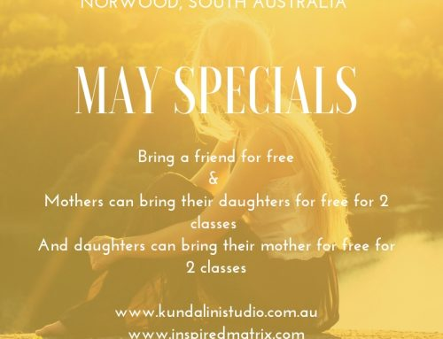 May Ladies Kundalini Yoga Focus